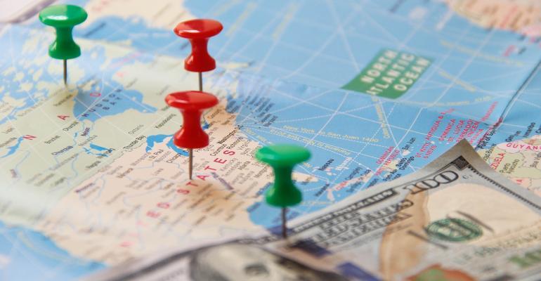 us map pins money