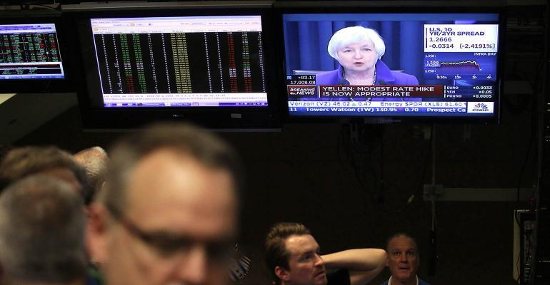 Janet Yellen rate hike stock market