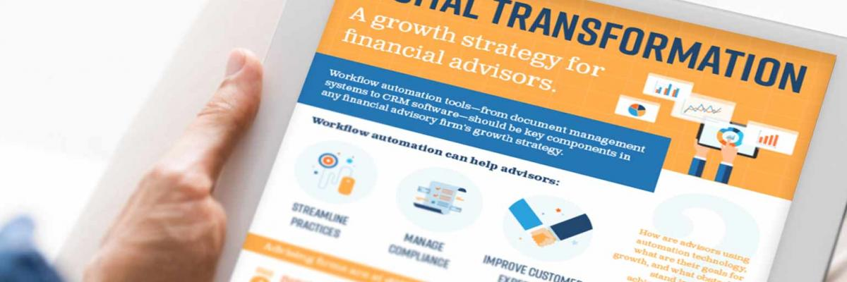 Digital Transformation: A Growth Strategy for Financial Advisors