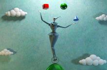 balance juggling