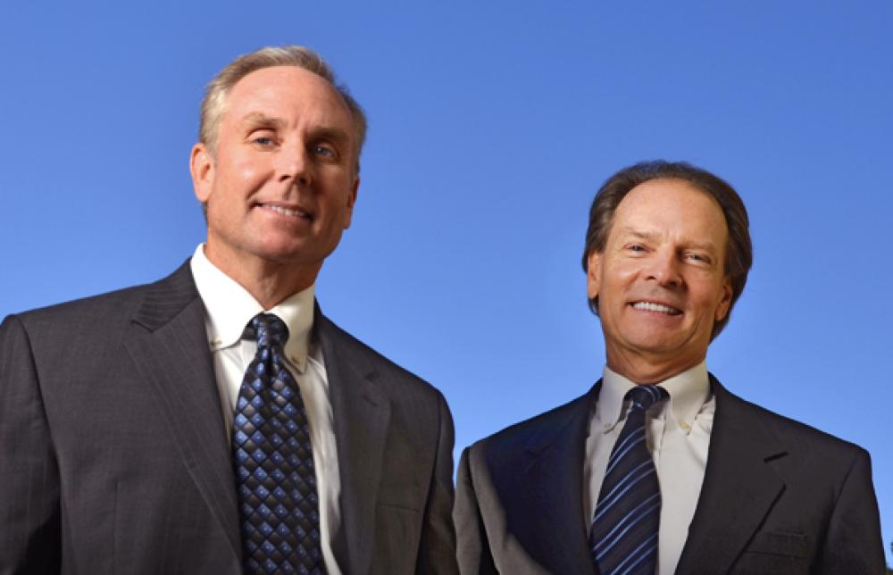 Greg Friedman and Richard StoneLocation San Rafael CalifAssets Under Management 750 millionExpertise Personal financial planning and institutionalclass investing