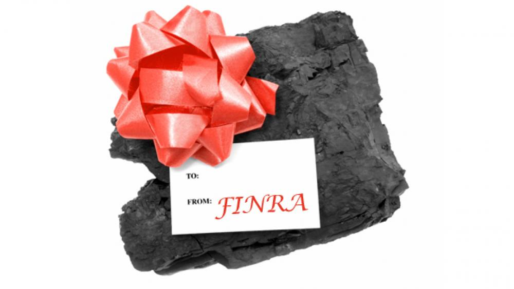 """FINRA's """"Present,"""" The Wells Notice: Is It Beatable?"""