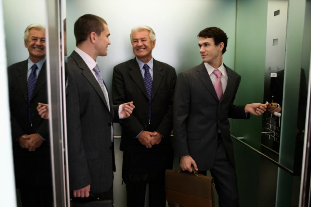 """Throw Your """"Elevator Speech"""" Out the Window"""