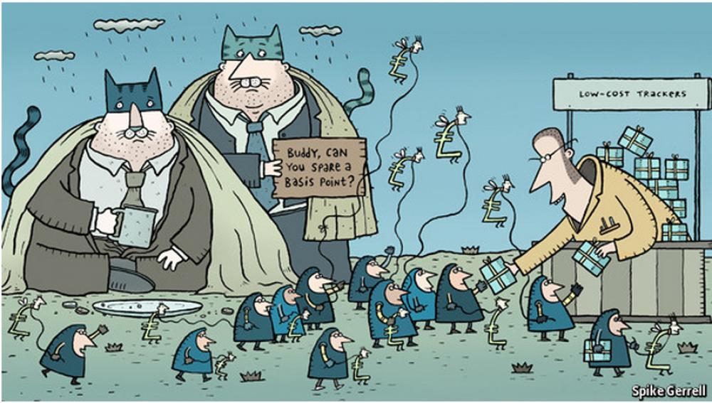 Credit Spike Gerrell via The Economist