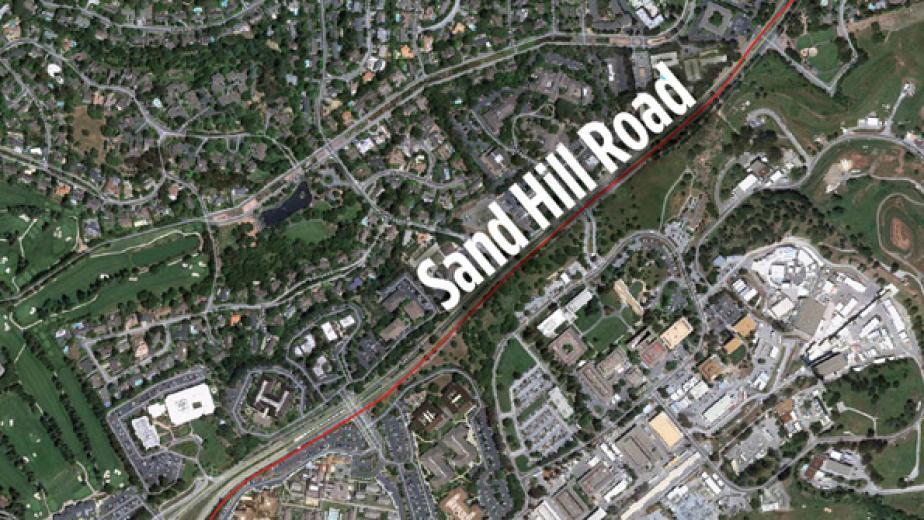 1. Sand Hill Road, Menlo Park, Calif., $111.00 per sq. ft.