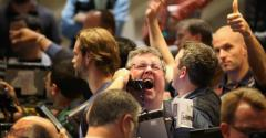 bond traders screaming