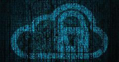 digital cloud lock
