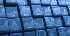 ETFs stock prices squares