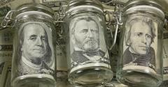 retirement jars
