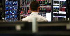watching stocks screens