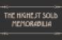 Memorabilia Title