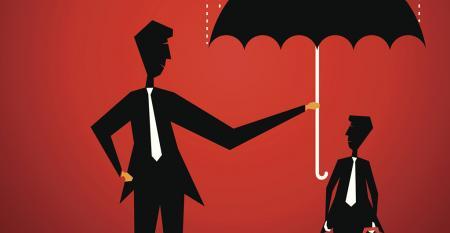 insurance umbrella protected