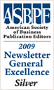 2009 Newsletter General Excellence
