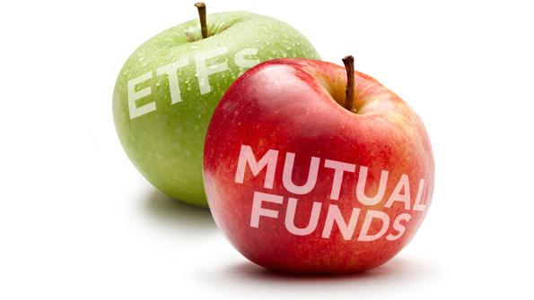 ETF vs Fondos de inversión