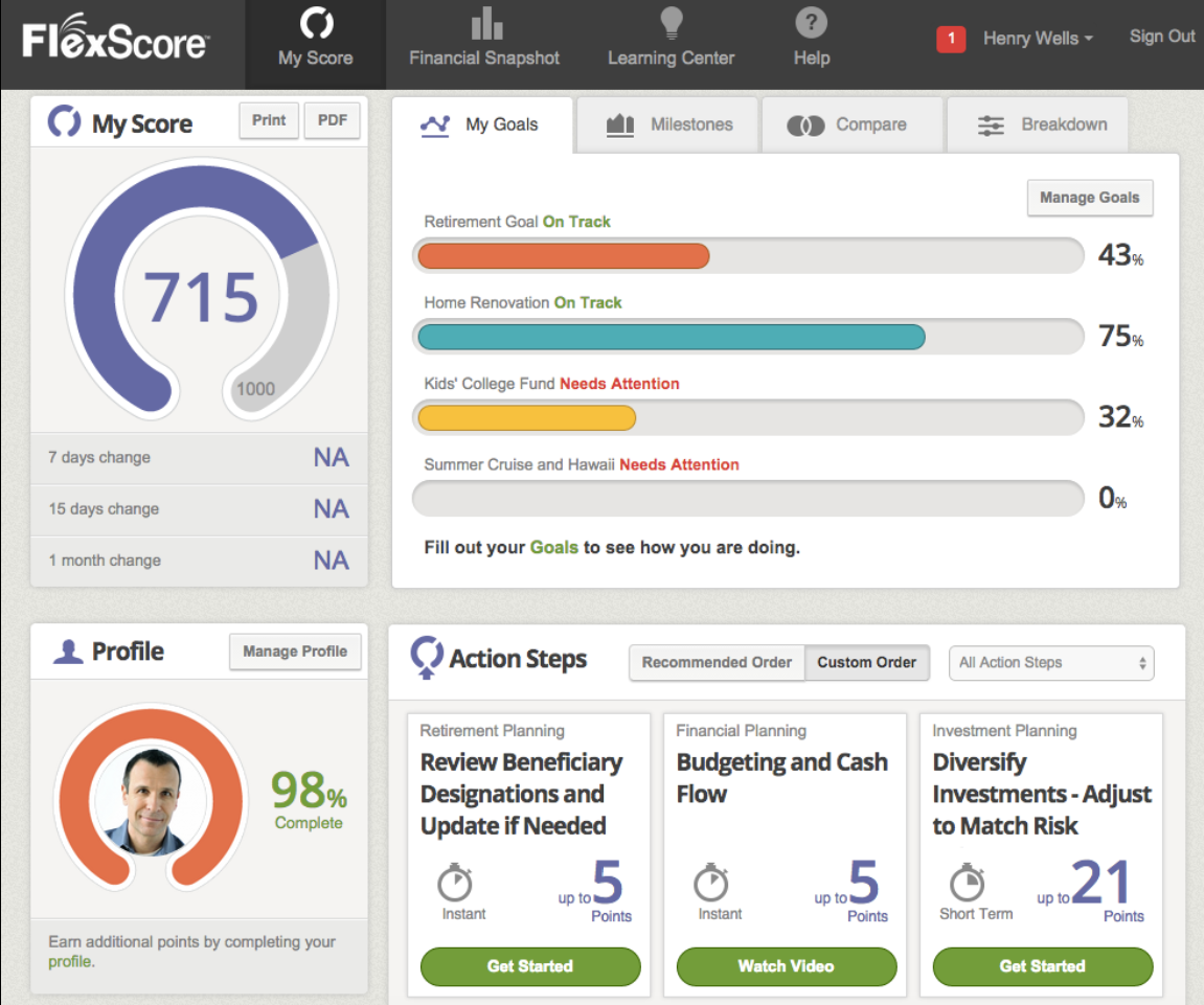 Financial Snapshot: United Capital Acquires FlexScore To Boost Financial
