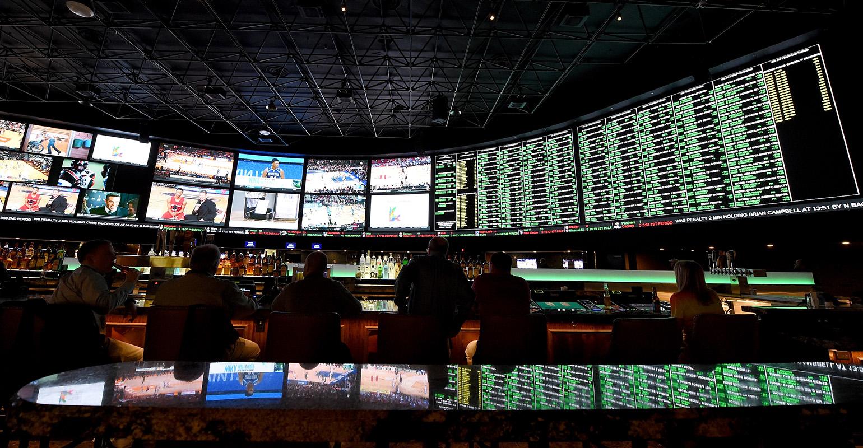 Vegas sports gambling websites